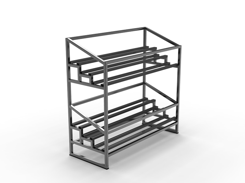 Welded-unit-steps